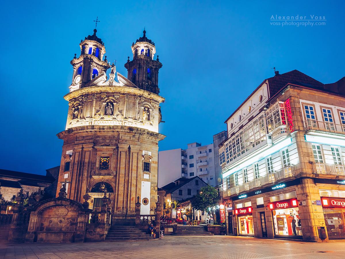 Pontevedra - Capela da Peregrina