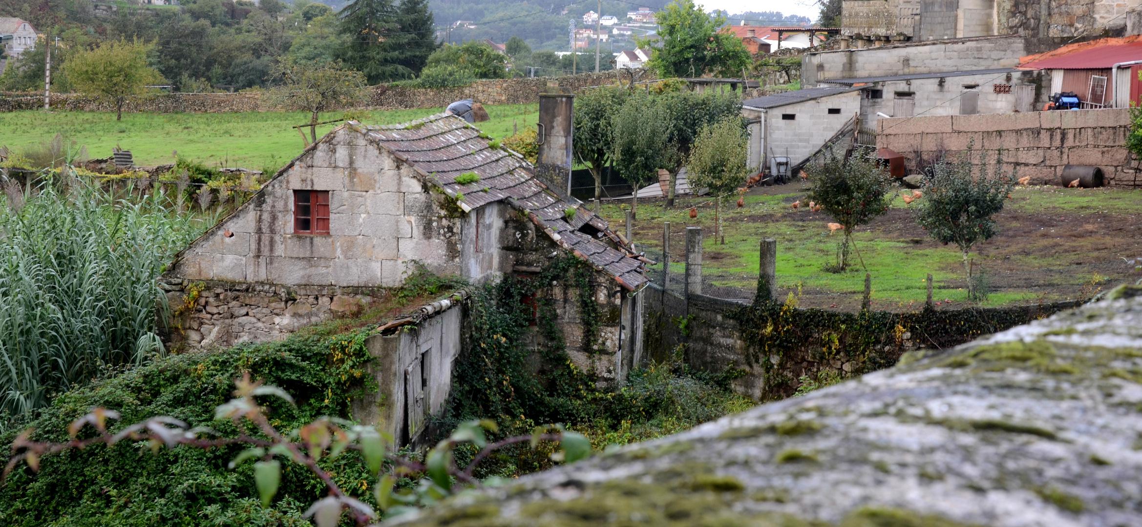 Pontevedra rural