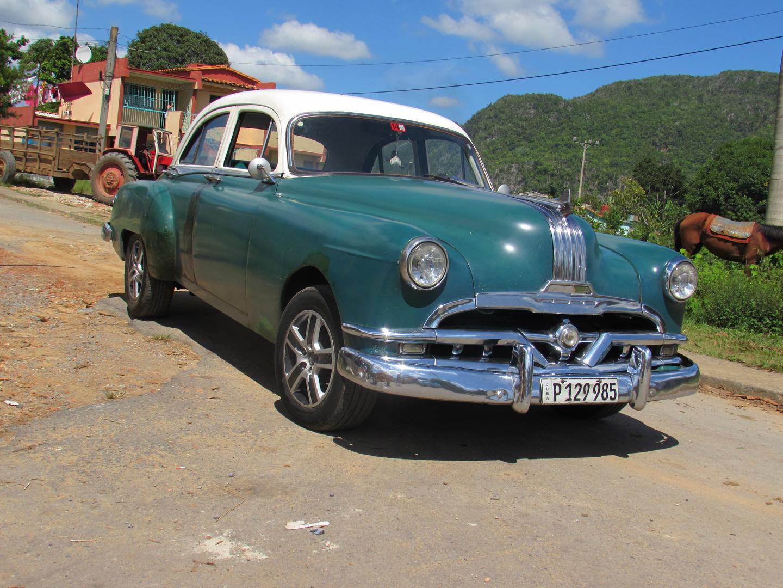 Pontiac Chieftain 1 Foto Bild Autos Zweirder Oldtimer 1953 Sedan