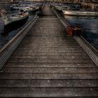 pontile Garda