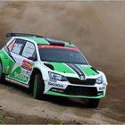Pontus Tidemand / Jonas Andersson - Skoda Fabia R5 - WRC Rally Portugal