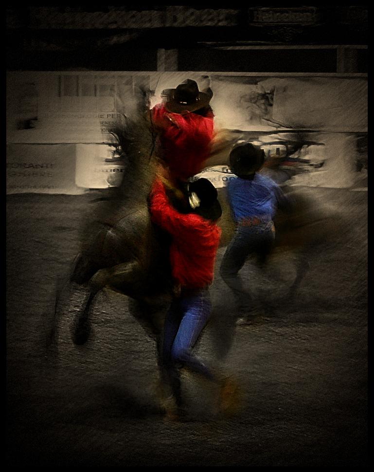 pony express by Franco Farina