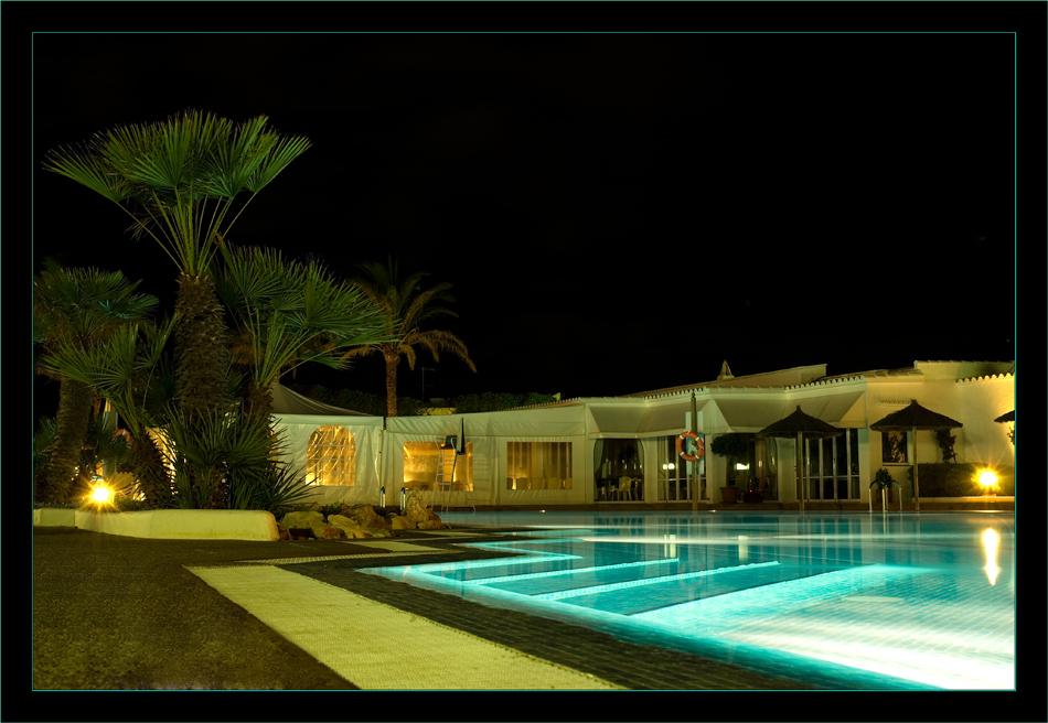 Pool at Resort S'Algar