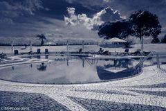 Pool in SW Bahia Praia Nähe Vila Franca do Campo