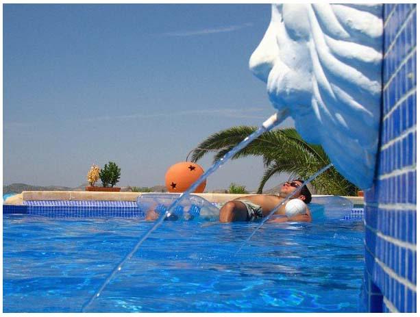 Pool in Torrevieja