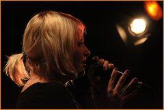 POP Stuttgart KISTE BIX - Sängerin SGB