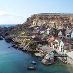 Popeye Village auf Malta