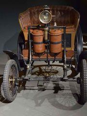 Popp-Patent-Motorwagen, Schweiz 1898