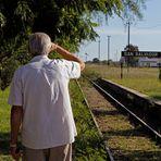 Por aquí pasaba el tren