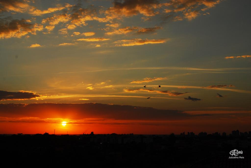 Por do Sol em Teresina