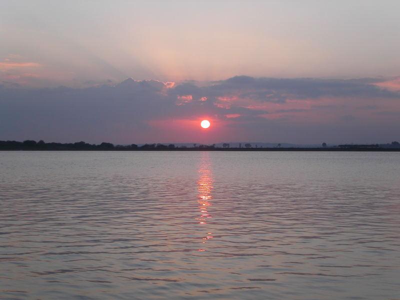 Pôr do Sol I