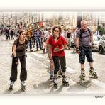 Por las calles de París (para Elvina Benoist)
