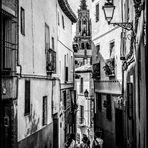 Por las calles de Toledo...