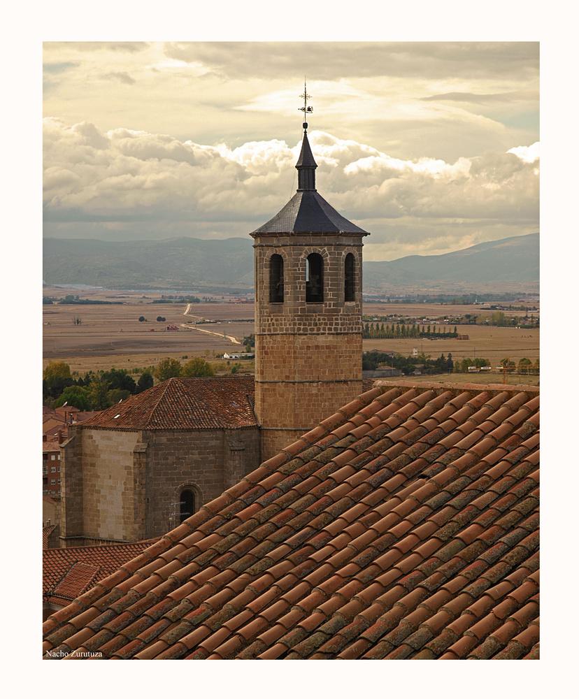 Por tierras de Ávila