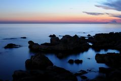 Porec (Istrien) bei Nacht III
