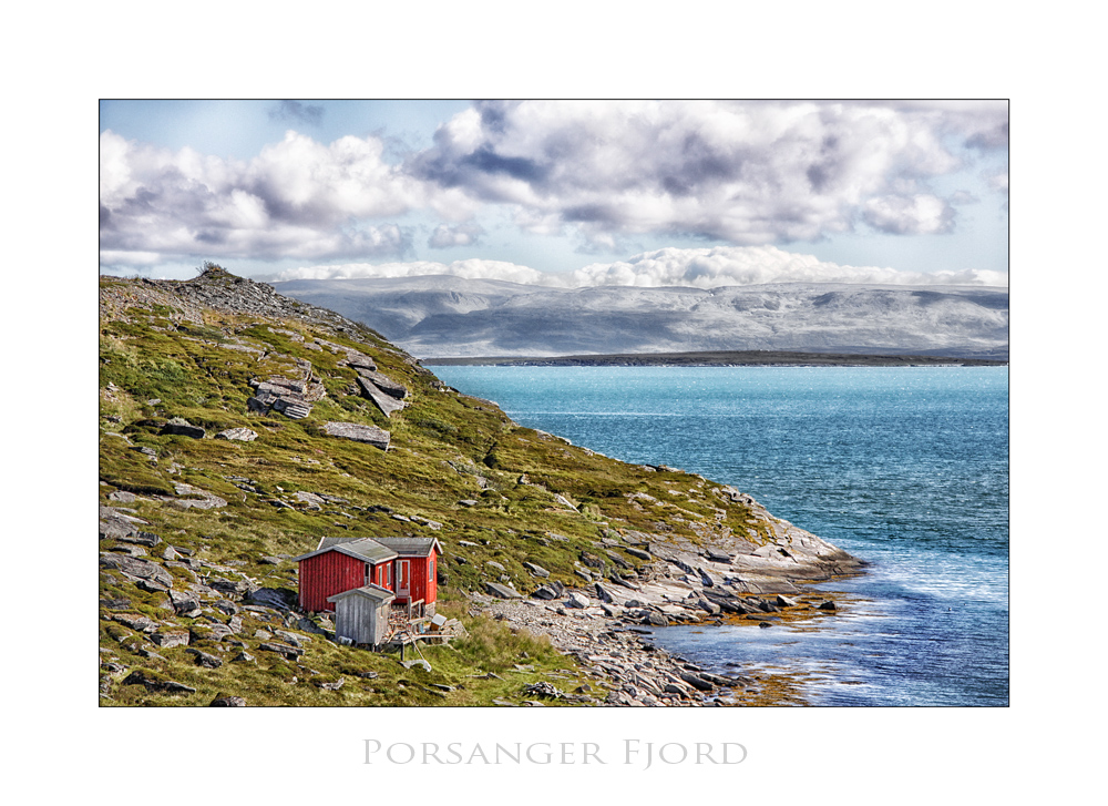 Porsanger Fjord