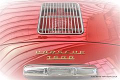 Porsche 1600 .... oder Jugendtraum