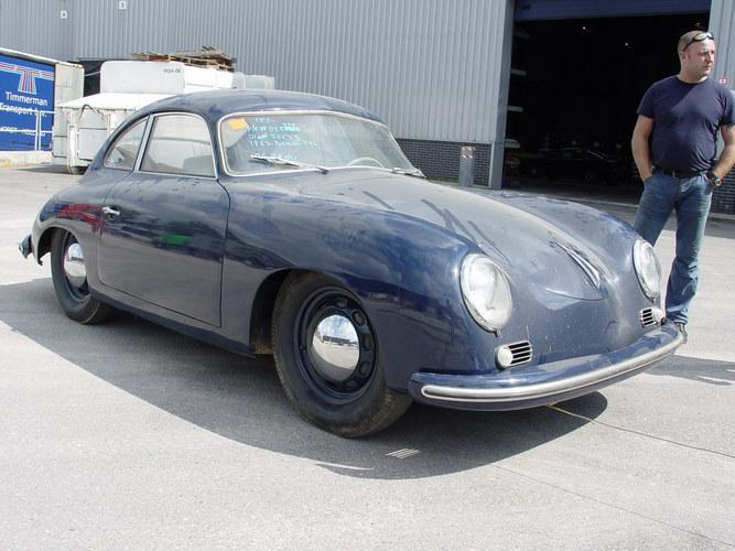 Porsche 356 Baujahr 1955