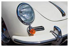 Porsche 356 Carrera – Detail