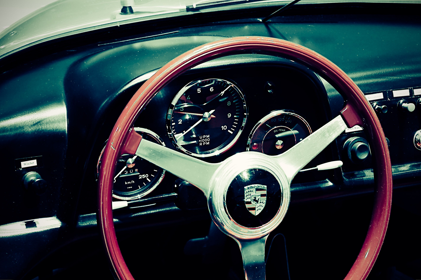 Porsche 718 W-RS Spyder, 1961