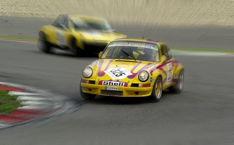 Porsche 911 SR von 1971