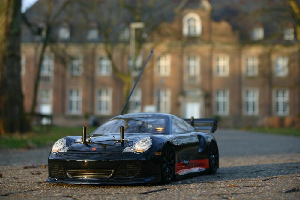 Porsche 911 turbo 1/2