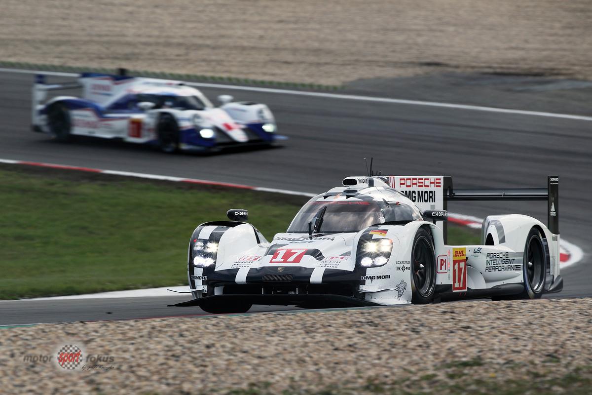 Porsche 919 #17