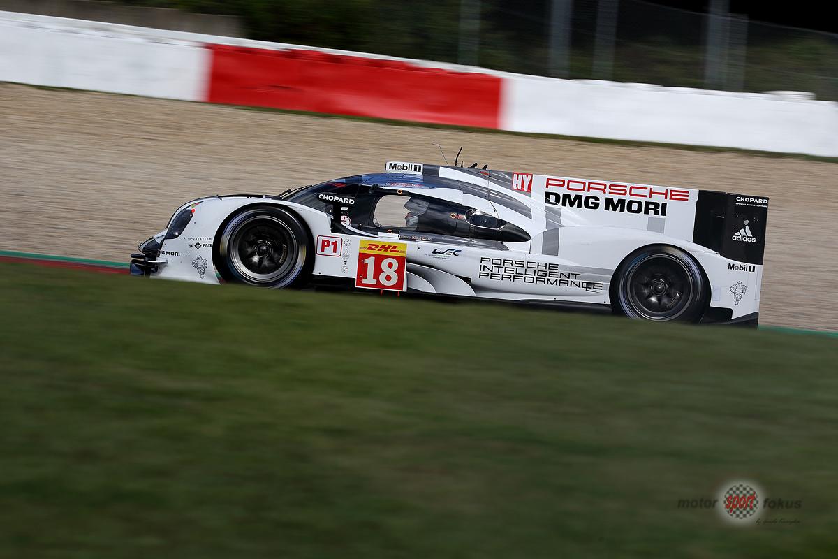 Porsche 919 #18