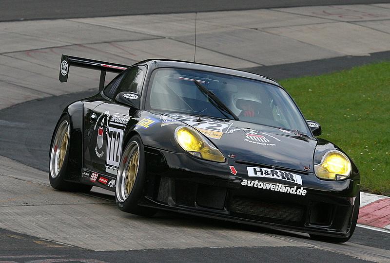 Porsche 996 GT3 15.09.2007 6H Ruhr-Pokal-Rennen