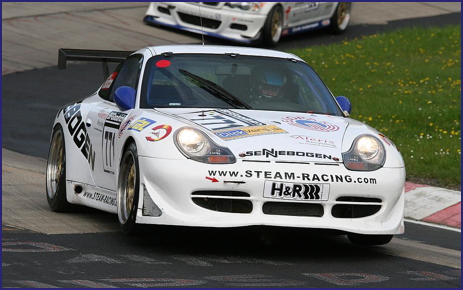 Porsche 996 GT3 St.771 Steam-Recing Gm