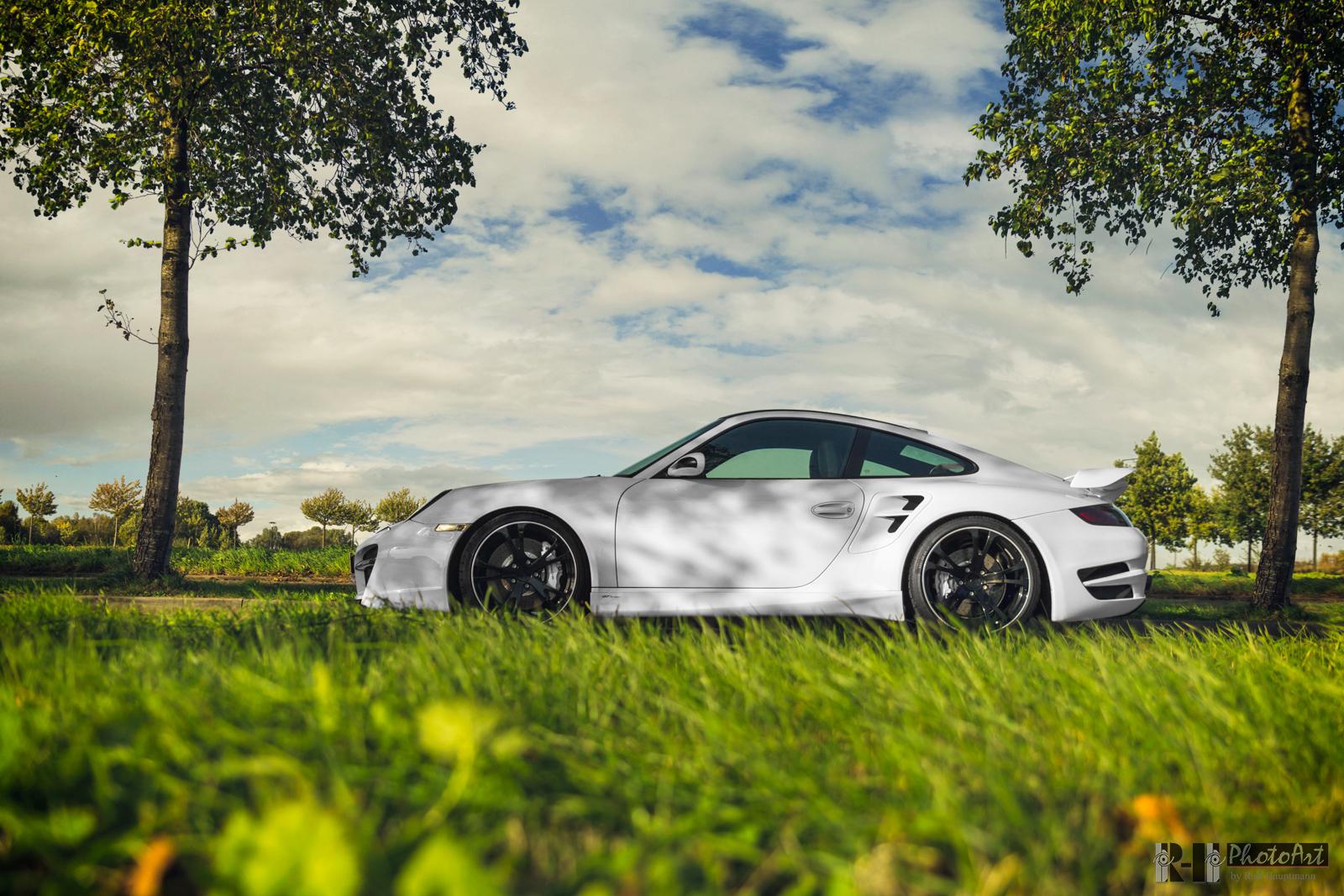 Porsche 997 GT