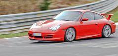 Porsche auf dem Ring