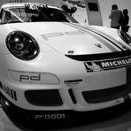 Porsche auf der Photokina '08