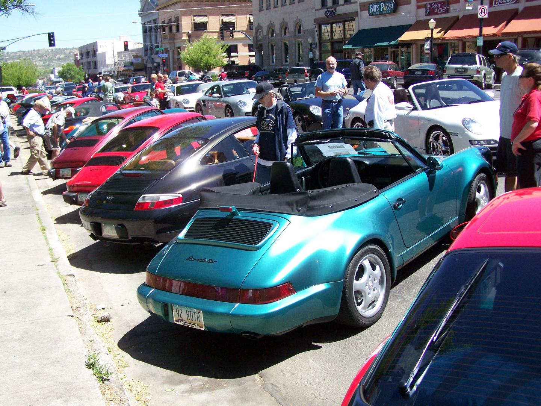 Porsche Club-Prescott 2010-1