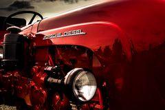 Porsche Diesel.......