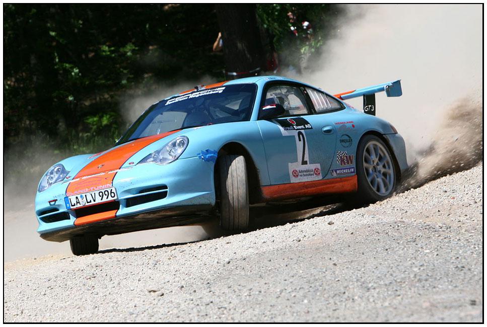 Porsche-Drift