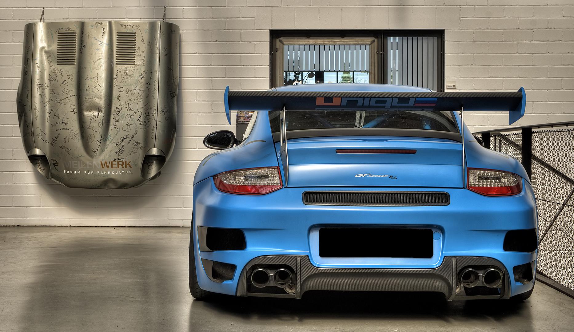Porsche GT Street RS