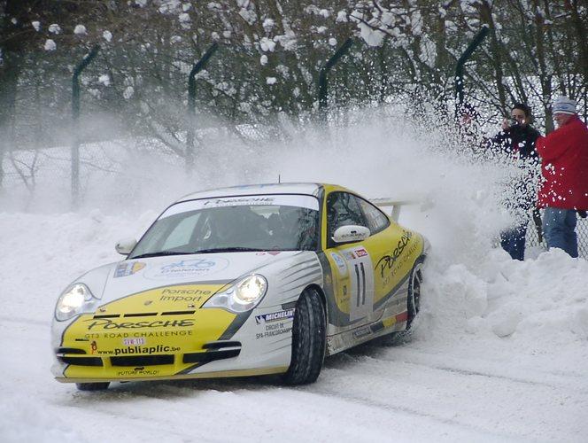 Porsche GT3 Fahrer Marc Duez