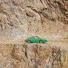 Porsche im Bergwerk