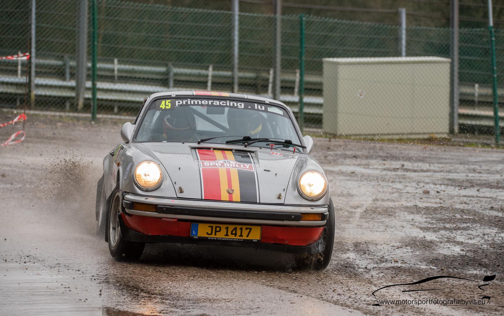 Porsche in Rallying Season 2019 Part 3