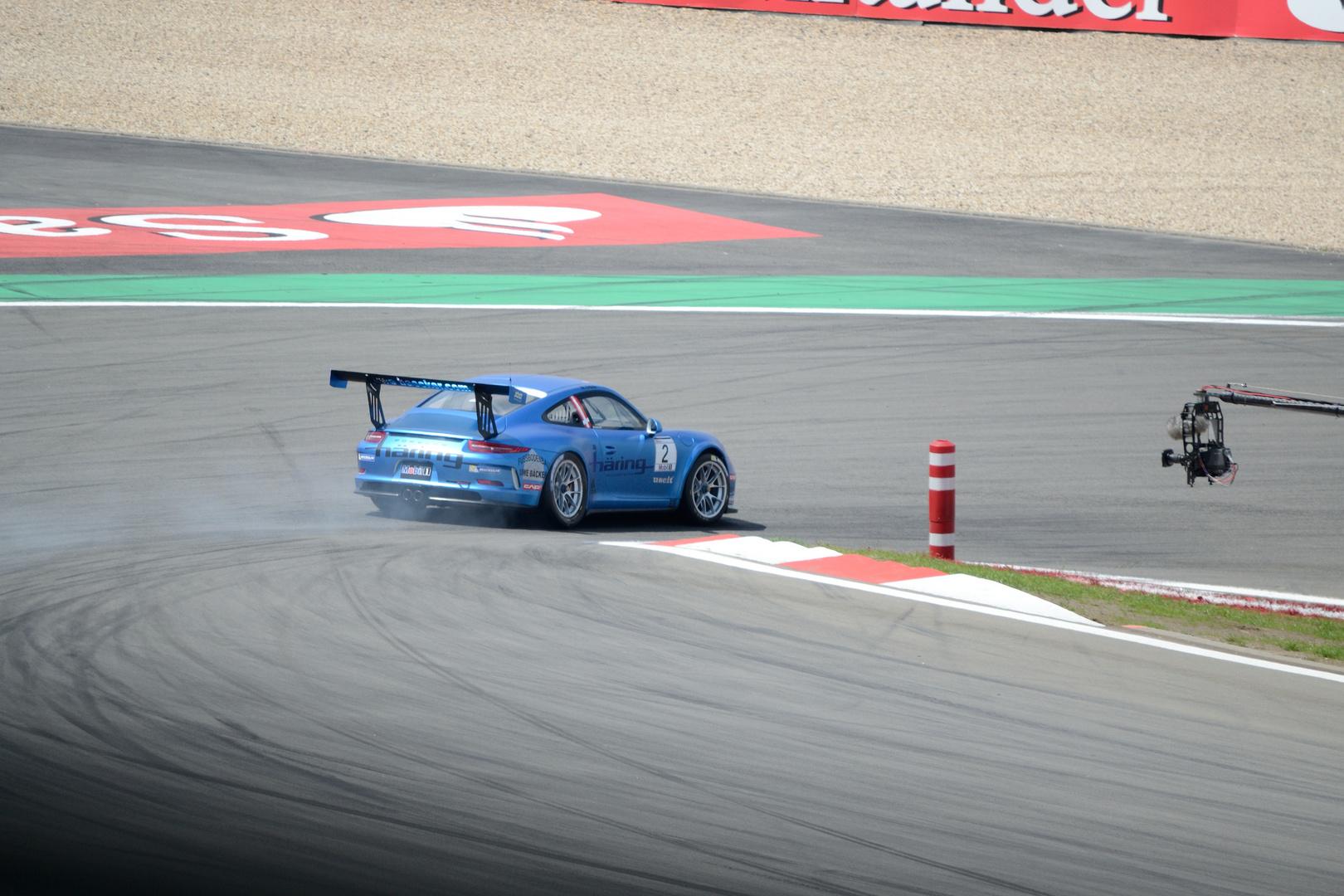 Porsche Mobil 1 Supercup Qualifying Nürburgring 2013