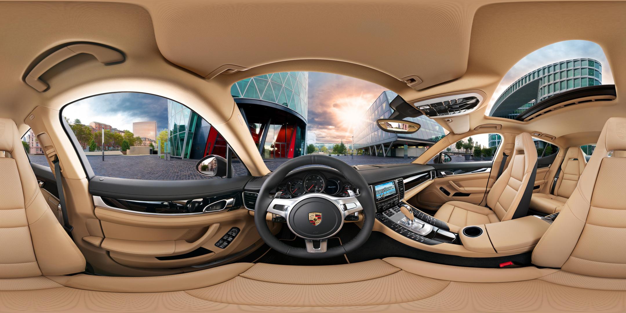 Porsche Panamera Platinum Edt.