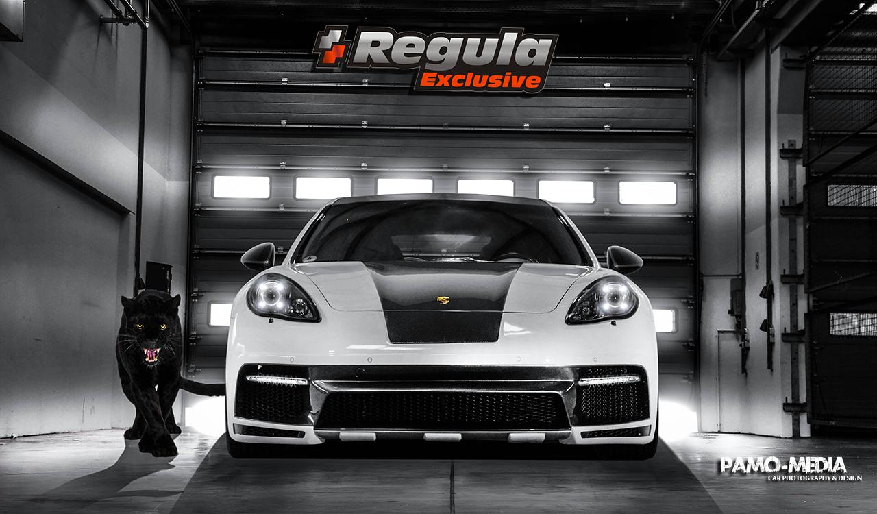 Porsche Panamera Turbo S von Regula Tuning