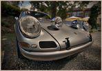 Porsche silver II