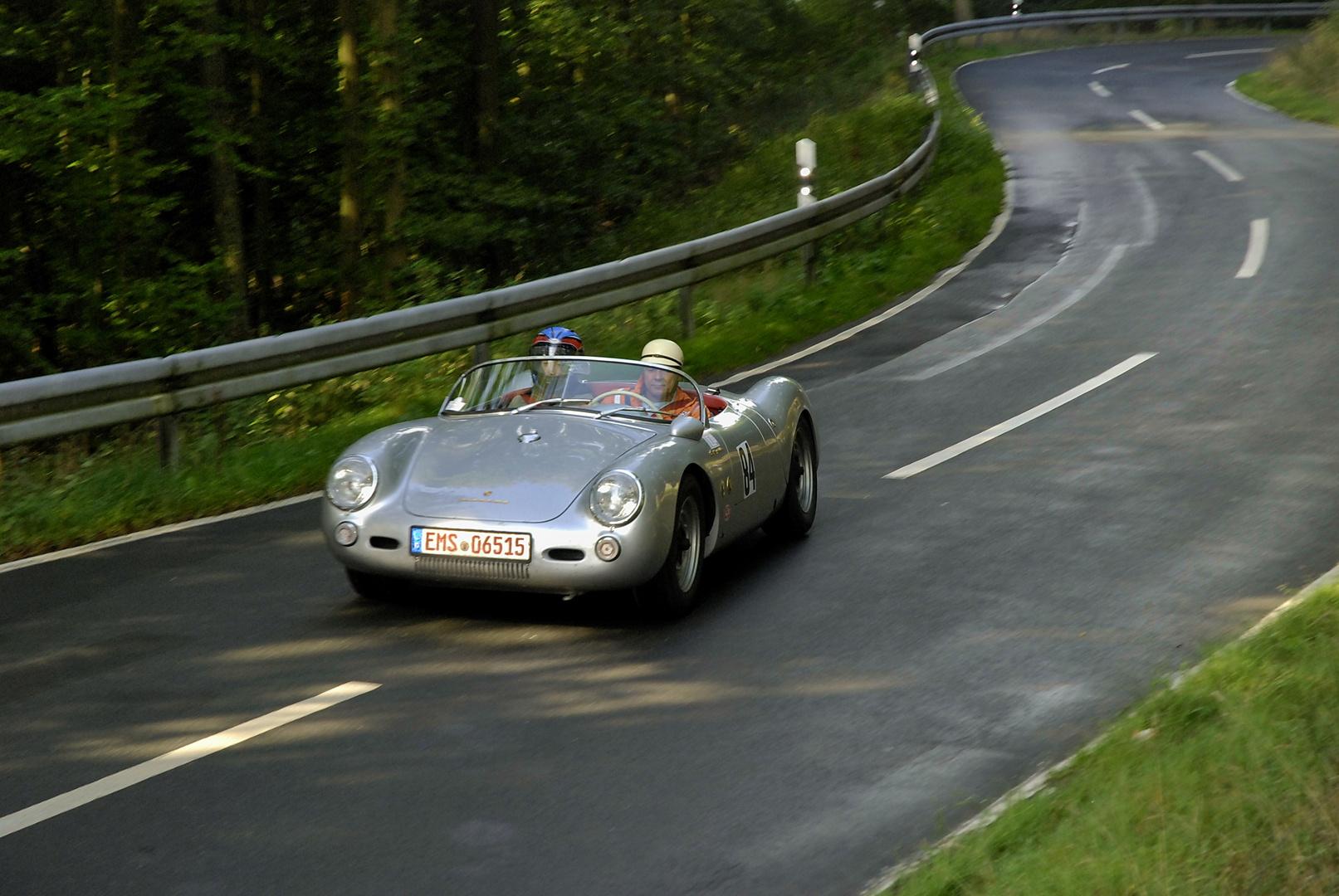 Porsche Spyder...