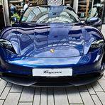Porsche Taycan verspiegelt.....