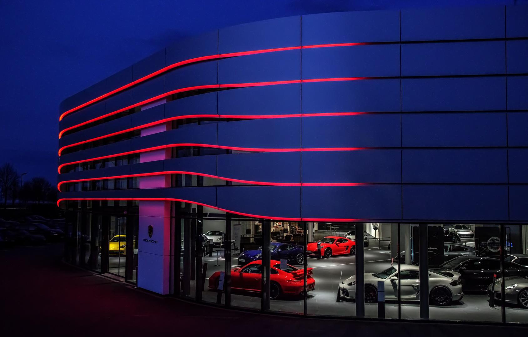Porsche Zentrum Dortmund II