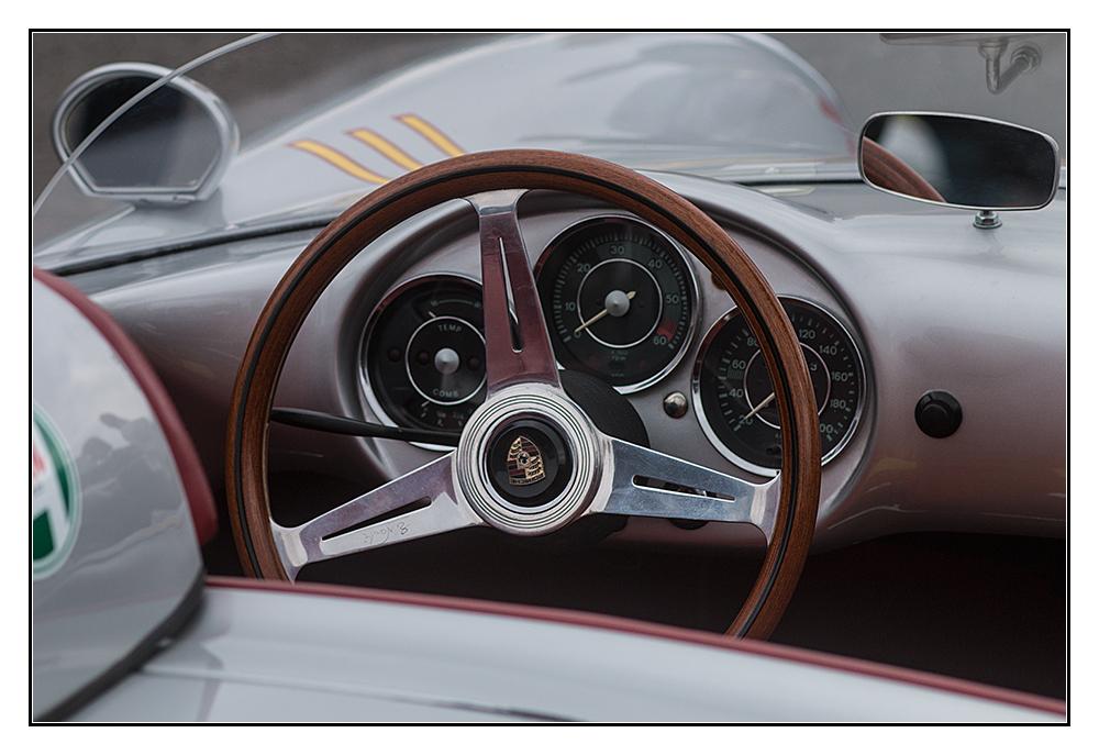 Porschecockpit