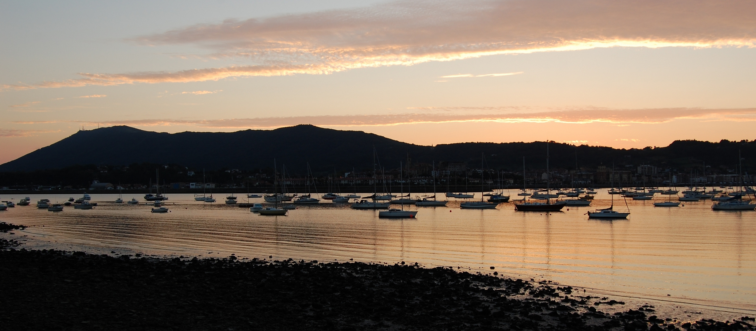 port de Caneta et Jaiskibel