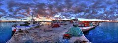 Port de Carro (panorama 360°)
